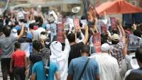 Bahreyn halkının Al-i Halife rejimi karşıtı protestoları devam ediyor