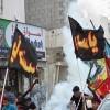 Bahreyn halkından geniş çaplı gösteriler devam ediyor