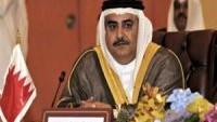 Bahreyn dışişleri bakanı, İran aleyhindeki suçlamasını tekrarladı