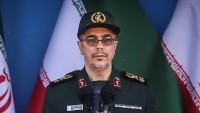 İran Genel Kurmay Başkanı Bakıri: ABD elçiliğinin Kudüs'e taşınması Kudüs ülküsünü etkilemez