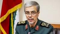 General Bakıri: İran'ın füzeleri Amerikalıların yakınında teröristleri hedef aldı
