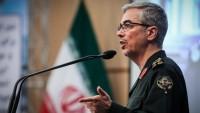 General Bakıri: Deniz Kuvvetleri İran'ın gücünü garanti altına alıyor