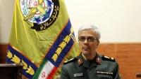 Tümgeneral Bakıri: İran, güvenlik açısından en iyi durumdadır