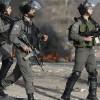 Batı Yaka ve Kudüs'teki Mescidi Aksaya Destek Gösterisinde 32 Filistinli Yaralandı 