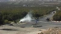 Batı Yaka'da Çıkan Çatışmalarda 4 Filistinli Yaralandı