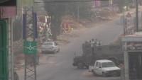 Siyonist İsrail Güçleri Sebastiye ve Belata Kampı'nda Üç Genci Kurşunla Yaraladı