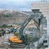 Korsan İsrail güçleri Ağustos ayında Filistinlilere ait 215 binayı yıktı