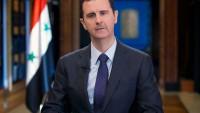 Beşar Esad: Halkı korumak için terörü yok etmek gerekiyor