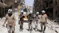 Rusya: Beyaz Miğferliler Suriye'den kaçıyor