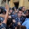 İşgal edilen Lübnan Çevre Bakanlığı binası polis müdahalesiyle boşaltıldı