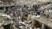 Yemen'in Taiz kentine pazartesi günü yapılan saldırıda şehid sayısı 120'ye yükseldi