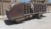 Suriye'nin Haseke kentinde her biri 50 kg'lık patlayıcılarla donatılmış 48 adet araç ele geçirildi