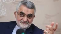Brucerdi: İran'ın güvenliği ve ilerlemesi düşmanın gözünde diken