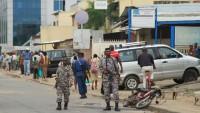 Burundi'de silahlı saldırı