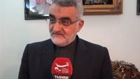 Burucerdi: İran, Suriye Devletini Ve Halkını Savunmaya Devam Edecek