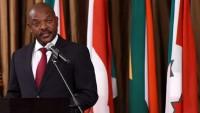 Burundi Başkanı'ndan savaş tehdidi