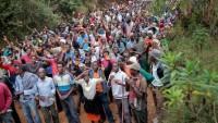 Seçim öncesi Burundi'de olaylar şiddetlendi