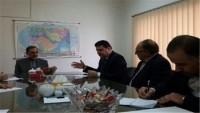 Suriye Büyükelçisi Adnan Hasan: İMAM HAMENEİ'NİN YÖNLENDİRMELERİ SURİYE HALKININ DİRENCİNDE ETKİLİ OLMUŞTUR