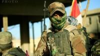 Iraklı Hıristiyanlar IŞİD'e Karşı Savaşıyor