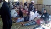 Mısır'da yapılan katliamda ölü sayısı 285 oldu