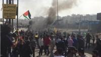 Siyonist Rejim Güçleri Kefer Kaddum'da Filistinli Çocuğu Bacağından Yaraladı