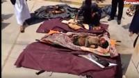 Yemen'de Siyonist Koalisyonun vurduğu okulda 10′ çocuk 38 kişi hayatını kaybetti