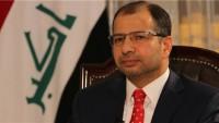 Irak Meclis Başkanı, Erbil'de Barzani ile görüştü