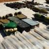 Suriye'nin Homs Kırsalında Cephane Yüklü Araç Yakalandı