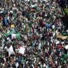 Cezayir ordusu: Halkın haklı taleplerini destekliyoruz!