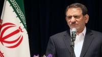 İran Cumhurbaşkanı Yardımcısı İshak Cihangiri, Cezayir'e gitti