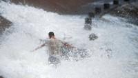 Çin'de Hato Tayfunu nedeniyle 26 bin kişi tahliye edildi