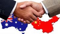 Çin ve Avusturalya arasında 10 yıldır devam eden müzakereler anlaşmayla sonuçlandı