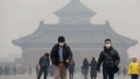 Çin'de turuncu alarm verildi