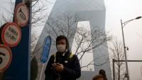 Çin'de hava kirliliği nedeniyle sarı alarm verildi