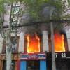 Çin'de otel yangını: 4 ölü