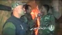 Video: Suriye Cobar'da Teröristlere Ait Tünel İmha Edildi