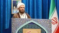 Tahran Cuma Namazı Hatibi: Ortadoğu, ABD'nin hayallerinin gömüldüğü mezara dönüştü