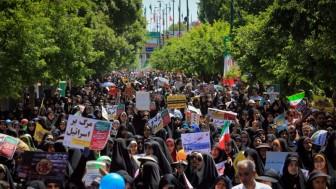 Dünya Kudüs Günü yürüyüşleri dünya medyasında büyük yankı yaptı