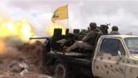 Hizbullah IŞİD'in Lübnan'daki mevzilerini vurdu