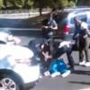 ABD'de polis silahsız bir siyahiyi vurdu