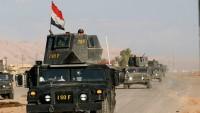 Irak güçleri, Kerkük'te IŞİD'in elinde tuttuğu bazı bölgelerde kontrolü sağladı