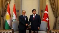 Barzani, Türkiye ile Irak topraklarını işgal etmesi konusunda anlaştı
