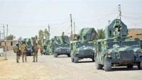 Irak güçleri IŞİD'in Salahaddin'de son üssünü kurtarmaya hazırlanıyor
