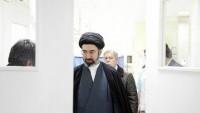 Hüccetul İslam Vel Müslimin Seyyid Müçteba Hamaney, Ayetullah Vaizi Tebesi'yi Ziyaret Etti