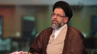 İran istihbarat bakanı: Düşmanların hareketliliği her zaman gözetleniyor