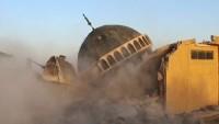 DEAŞ teröristleri Musul'da 104 cami yıktı