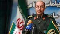 General Dehgan: İran Batı'nın aşarı taleplerine karşı mücadelede kararlı