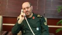 İran Savunma Bakanı Azeri ve Ermeni mevkidaşlarıyla görüştü
