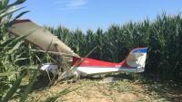 Çin'de uçak düştü: 2 ölü, 1 yaralı