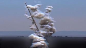 Gazze Direnişi Siyonist İsrail Kasabalarını 180 Adet Grad Ve 107 Füzeleriyle Vurdu